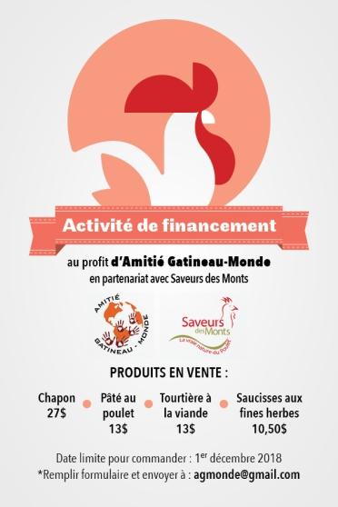Amitié Gatineau-Monde Saveurs des monts